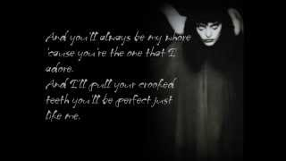 The Smashing Pumpkins - Ava Adore (lyrics)