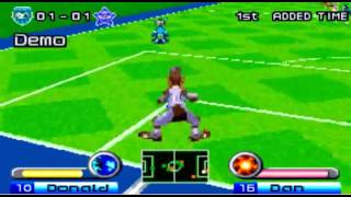 Disney Sports Soccer Game - Game Boy Advance - Disney Soccer Games  - Disney Soccer Games  hd