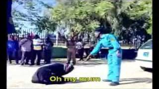 Public Flogging Of 17 Year old Woman In Sudan..flv