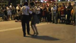 la Rue du Tango 8.7 .1 Dario Da Silva et Claire Vivo
