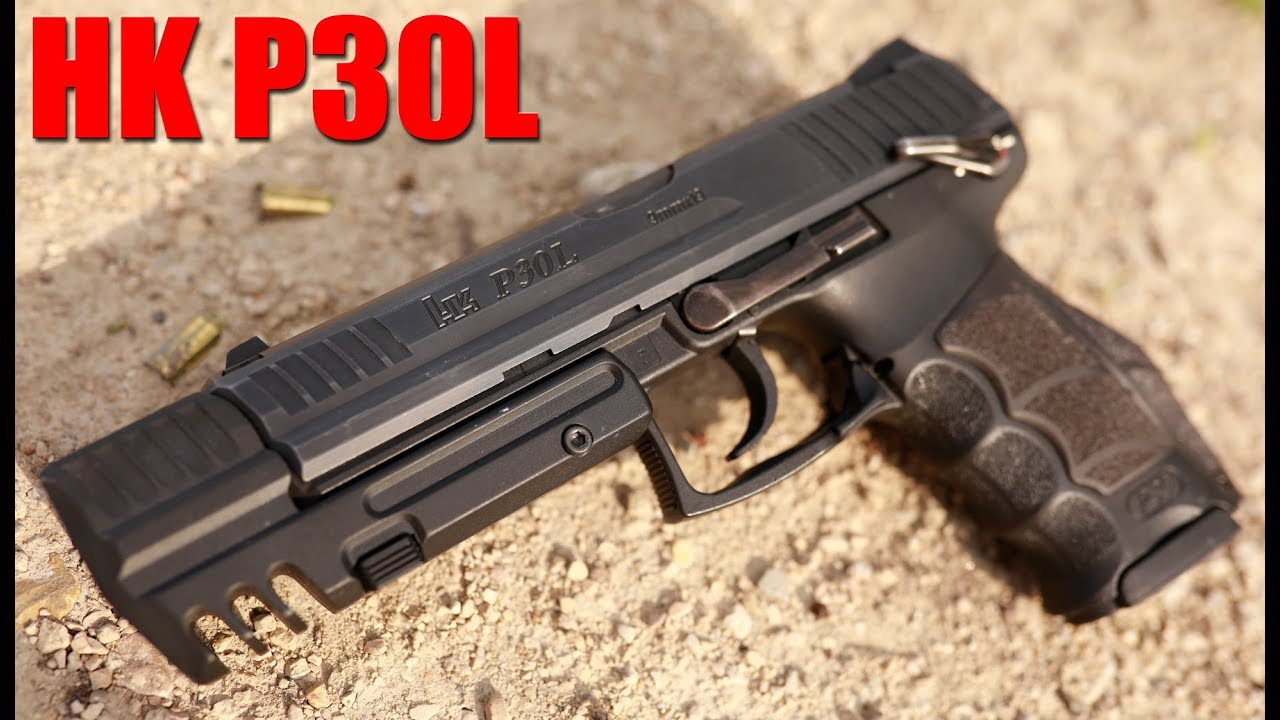 Hk P30l Review John Wick S Pistol Youtube