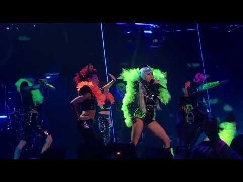 Lady Gaga - Interlude + Dance in the Dark ENIGMA Night 1