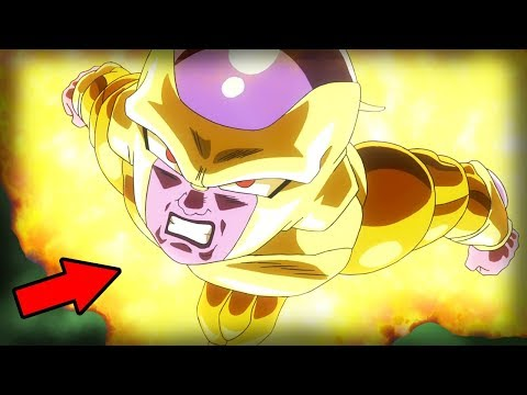 Frieza Fights Toppo In Episode 123!! ( Frieza in the T.O.P.)