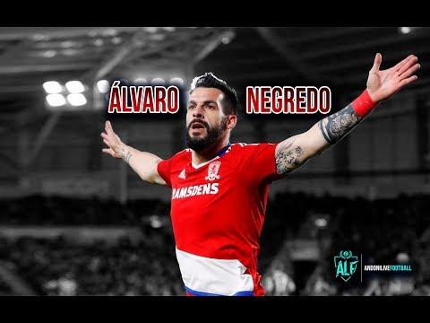 | Álvaro Negredo | 7 | Valencia CF | ● The Beast ● | Skills and Goals ● | [HD]