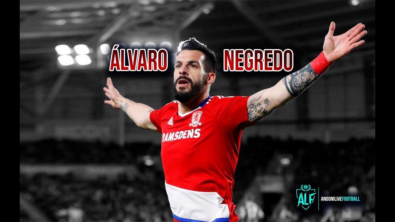 lvaro Negredo 7 ○ The Beast ○ Skills and Goals ○