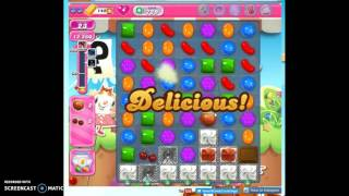 Candy Crush Level 729 help w/audio tips, hints, tricks