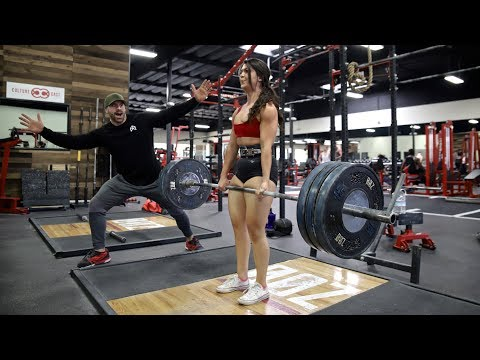 Deadlifting the RIGHT WAY!