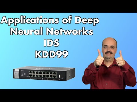 12.2: Programming KDD99 with Keras TensorFlow, Intrusion Detection System (IDS) (Module 12, Part 2)