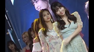 [fancam] TWICE(트와이스) Dance the Night Away // RELAY DANCE(릴레이댄스) // KCON LA 2018