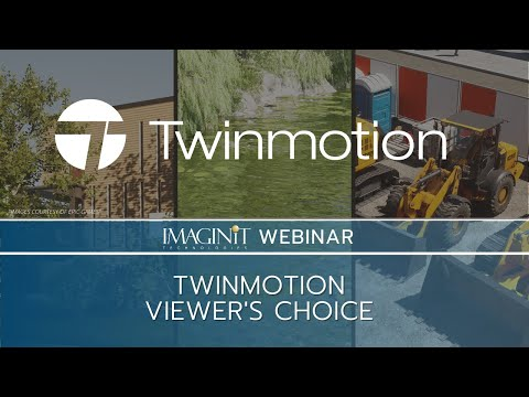 Twinmotion Viewer's Choice