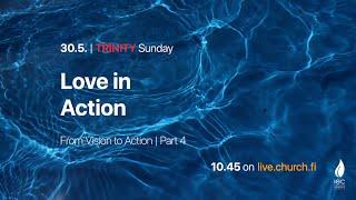 IEC Sunday Service 30/05/2021
