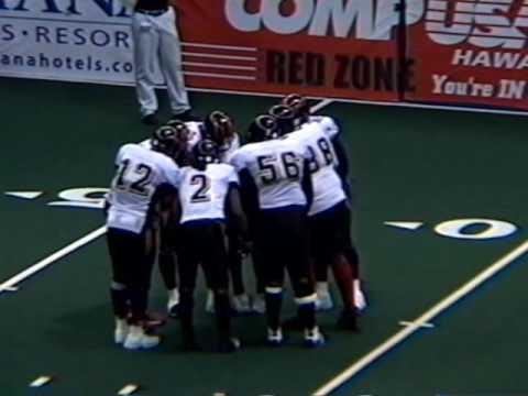 arenafootball2 - Louisville Fire at Hawaiian Islanders - 7/17/2004