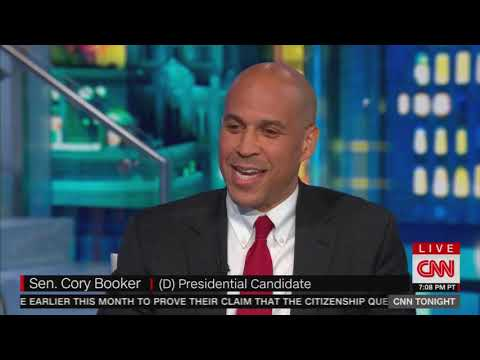 Cory Booker: Biden's 'Missing the Larger Point' on Segregationist Backlash