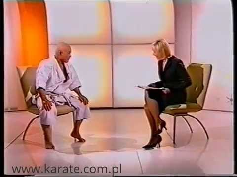 TV show and interview with Takayuki Kubota 2004 | Legendary
