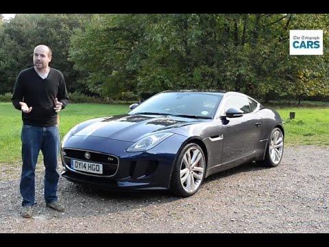 Jaguar F-type Coupe 2014 review | TELEGRAPH CARS