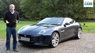 Jaguar F-type Coupe 2014 review | TELEGRAPH CARS