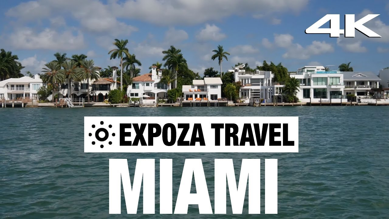 Miami (America) 4K Quality Vacation Travel Video Guide