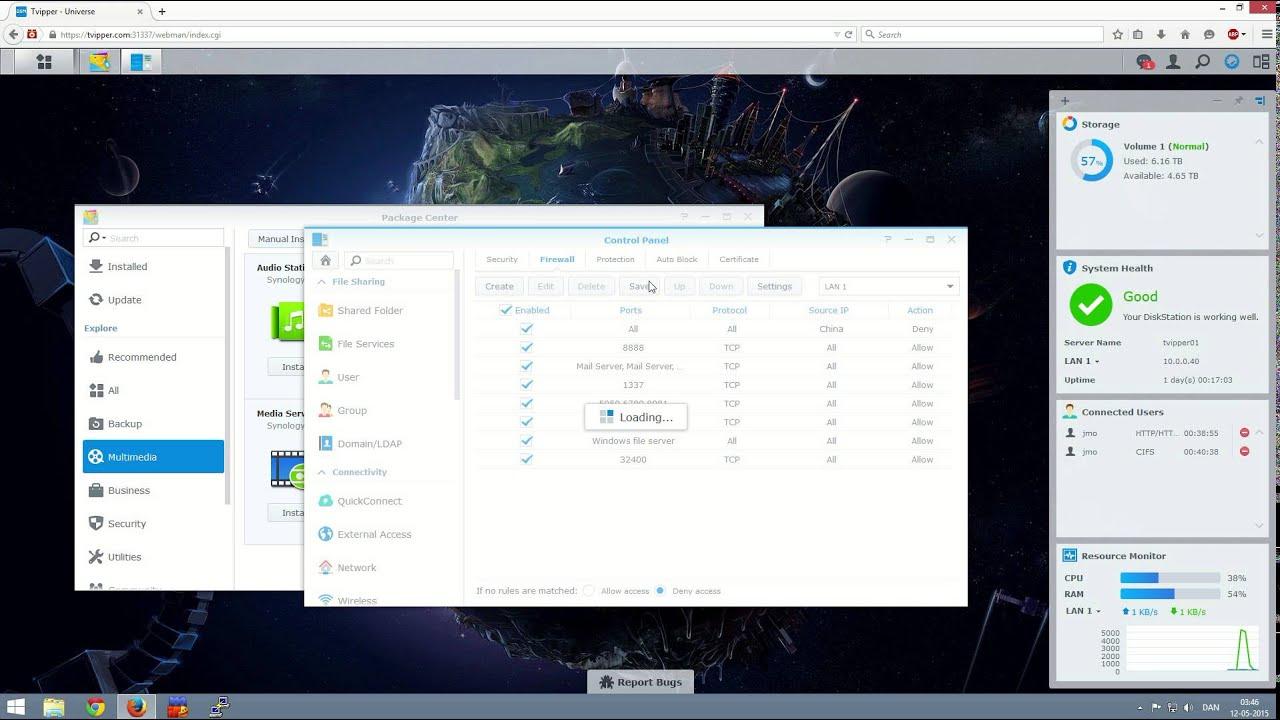 Sådan oprettes en Plex server på Synology NAS [ synoguides dk ]