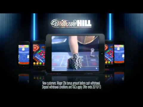 william hill live casino login
