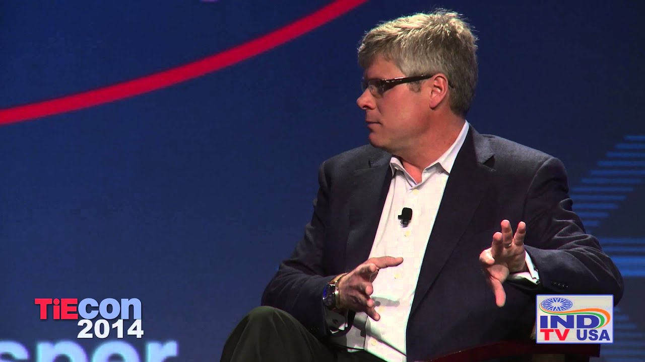 TiEcon 2014 Grand Keynote: CEO of Qualcomm, Steve Mollenkopf 1 ...