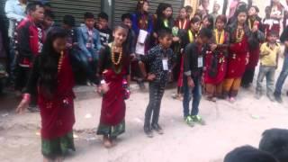 syangja galyang by dharam ale magar aandi gaun in pokhari chhap