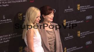 Francesca Eastwood, Frances Fisher at BAFTA Los Angeles A...