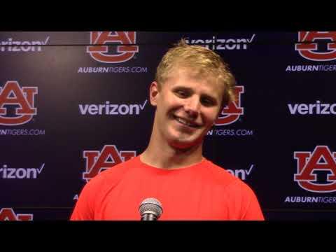 VIDEO: Auburn WR Will Hastings unplugged
