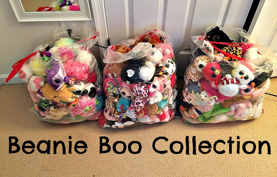 9c04e104138cb7 HUGE Beanie Boo Collection! - YouTube