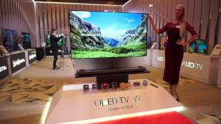 Влад Филатов о презентации LG OLED TV