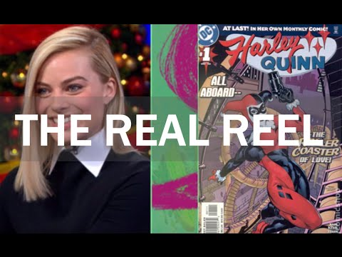 Suicide Squad: Real Cast vs Comics | The Real Reel