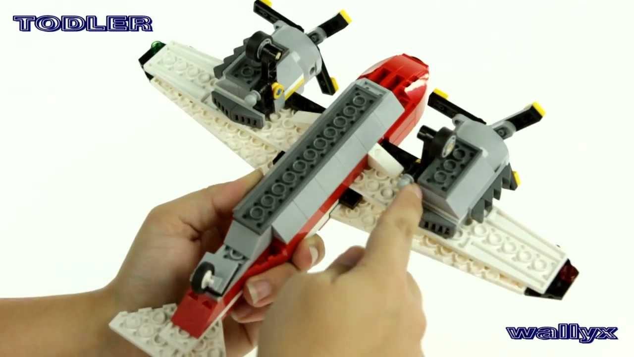 Lego Creator śmigłowiec 7292