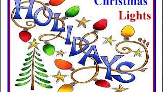 Christmas Lights - Children's Christmas Books - Books Read Aloud for Children