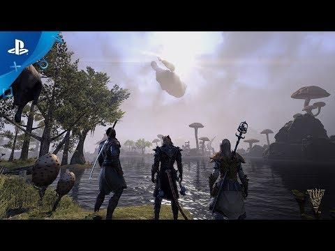 The Elder Scrolls Online Morrowind - Launch Trailer | PS4