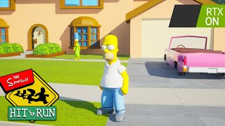 How I Remade The Simpsons Hit and Run in a Week