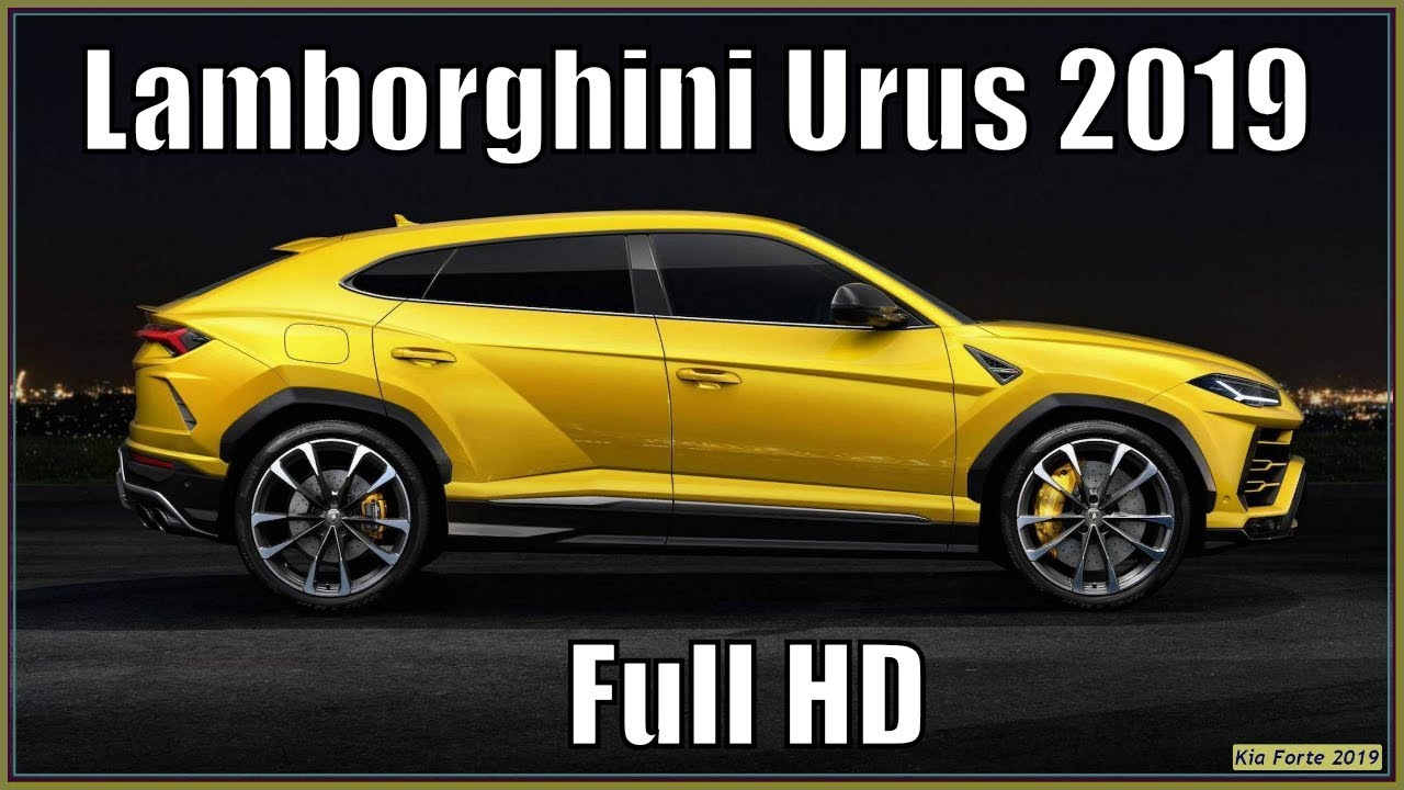 Lamborghini Suv Price >> Lamborghini Urus 2019 2019 Lamborghini Urus Suv Price And Review