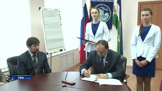 Руководство БГПУ подписало договор о сотрудничестве с Кембриджским университетом