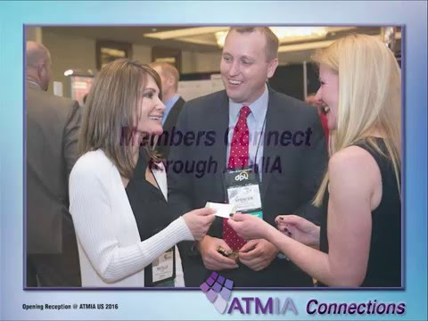 The ATM Industry Association Makes Connections