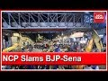 NCP Hits Out At BJP & Shiv Sena Over Mumbai Bridge Tragedy Whatsapp Status Video Download Free