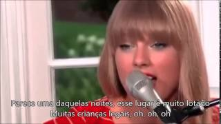 Taylor Swift - 22 Acoustic Legendado