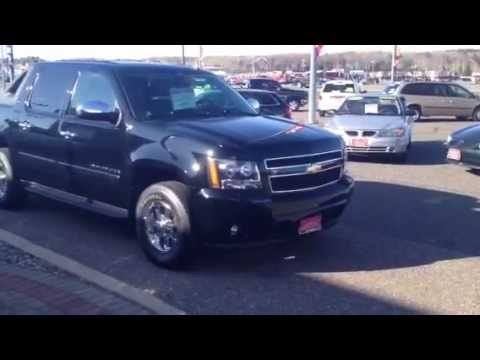 2009 Chevrolet Avalanche Lt 4x4 Loaded Hometown Motors Of