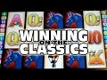 WINNING ON THE CLASSIC CASINO SLOT MACHINES - No Bets Over $1!