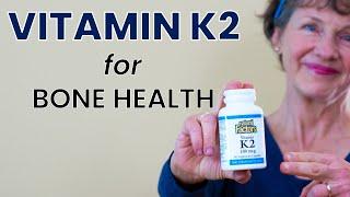 Vitamin K2 for Osteoporosis
