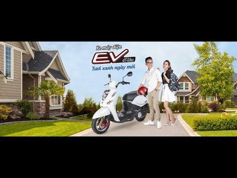 Phim ngắn xe máy điện EV Elite của SYM