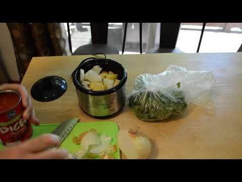 Crock Pot 16 Ounce Little Dipper Chrome Slow Cooker Review