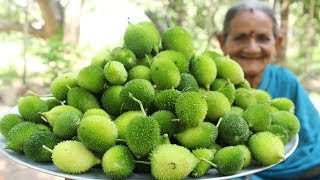 How To Cook Spiny Gourd Curry    Spiny Gourd Recipes by Grandma    Myna Street Food