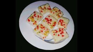 Milk Cake Recipe|Chanar Toiri Milk Cake Shandesh|Indian Sweet Desert |Dudher Shandesh|Dudher Borfi
