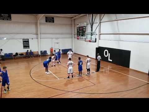 TCA va Oak Level Baptist Academy - Nov 15, 2018 - Part 2