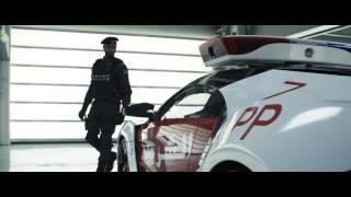 Abu Dhabi Police   Introducing the Lykan Hypersport 4K