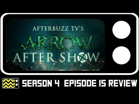 Arrow Season 4 Episode 15 Review & Aftershow | AfterBuzz TV