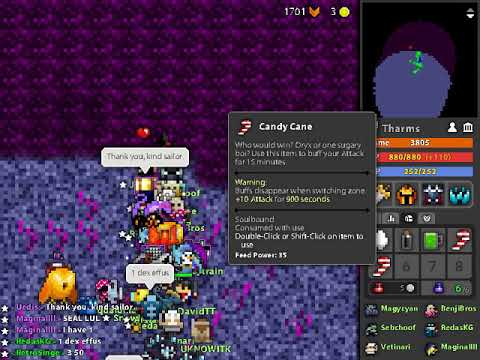 Rotmg: Lost Halls Record by Just Some Guild ~ 7:40